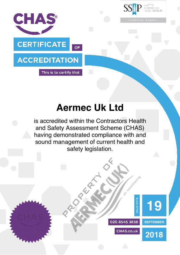 Aermec UK Ltd - UK Leaders in Air Conditioning Products and Services