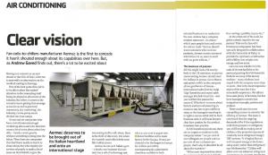 RAC Magazine Publishes New Aermec Article