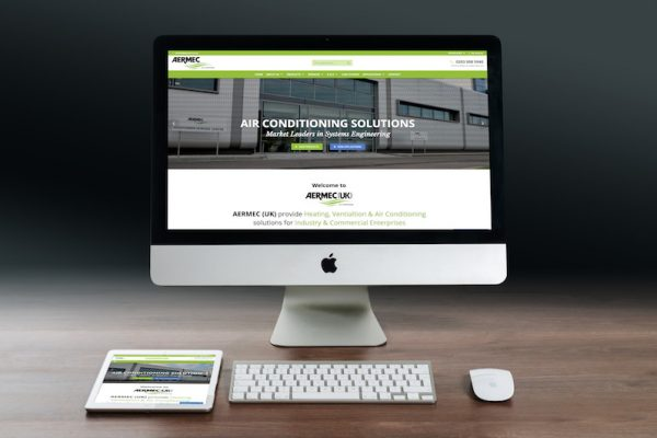 Aermec unveils new website