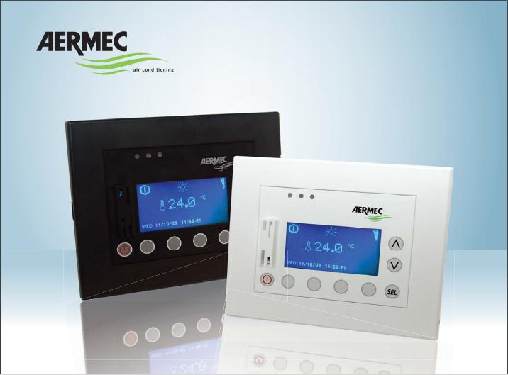Aermec Multi Flow Controls
