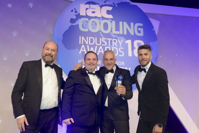 RAC Cooling Awards Win